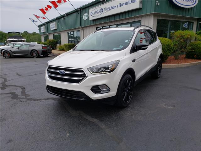 2018 Ford Escape Titanium (Stk: 10452) in Lower Sackville - Image 1 of 15