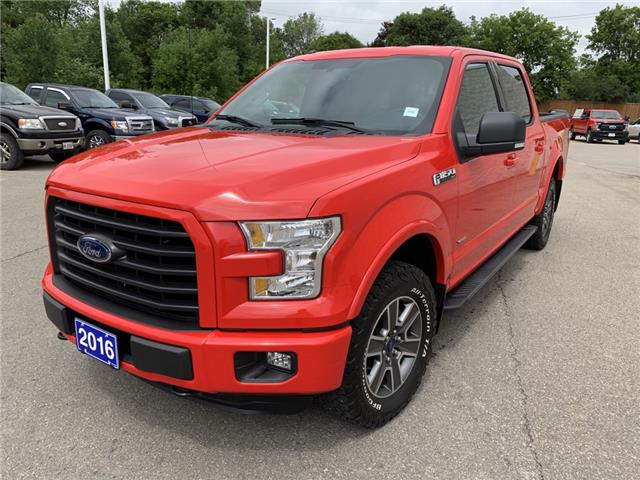 2016 Ford F-150  (Stk: 19371A) in Perth - Image 1 of 14
