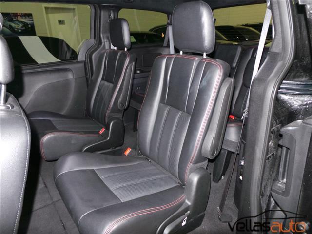 2018 Dodge Grand Caravan GT (Stk: NP1205) in Vaughan - Image 13 of 25
