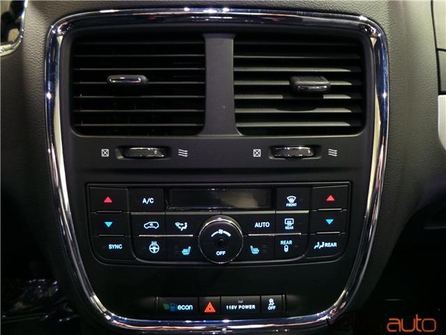 2018 Dodge Grand Caravan GT (Stk: NP1205) in Vaughan - Image 22 of 25