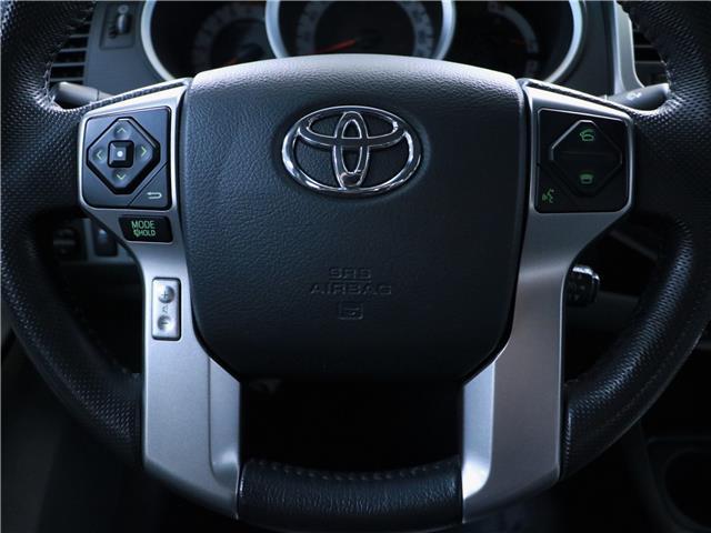 2015 Toyota Tacoma V6 (Stk: 195651) in Kitchener - Image 10 of 31