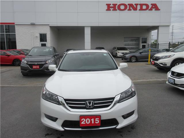 2015 Honda Accord EX-L (Stk: 27196L) in Ottawa - Image 2 of 13