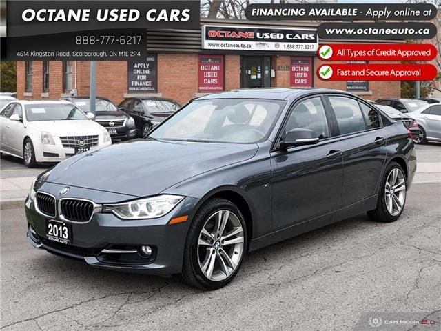 2013 BMW 328i xDrive (Stk: ) in Scarborough - Image 1 of 24