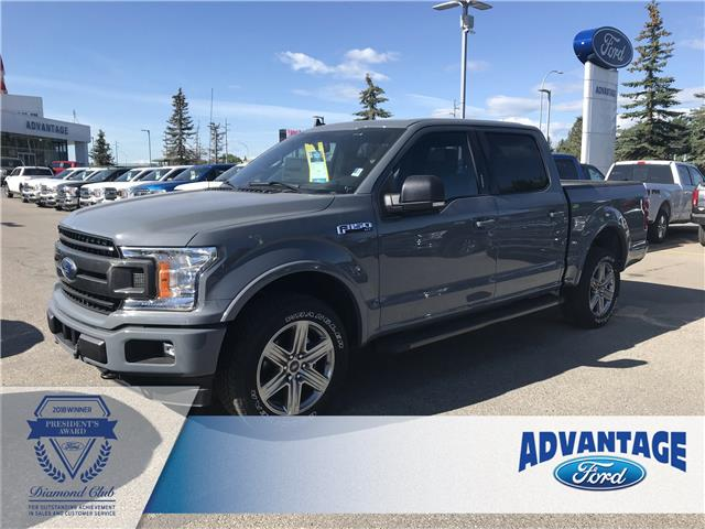 2019 Ford F-150 XLT (Stk: K-1577) in Calgary - Image 1 of 5