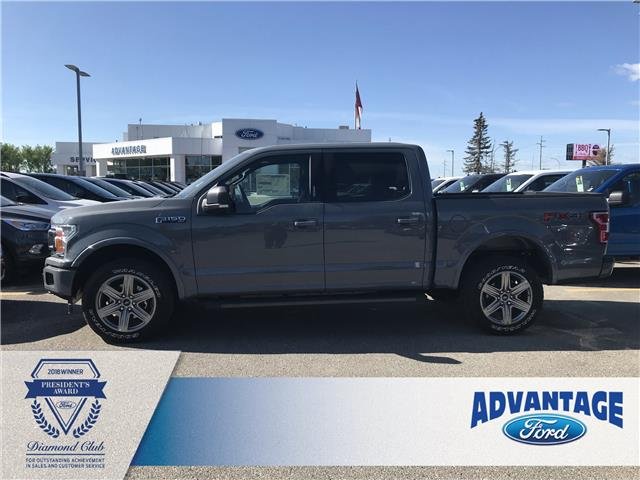 2019 Ford F-150 XLT (Stk: K-1577) in Calgary - Image 2 of 5