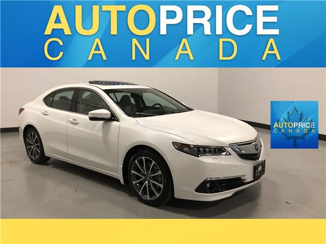 2015 Acura TLX V6 Elite (Stk: F0408) in Mississauga - Image 1 of 27
