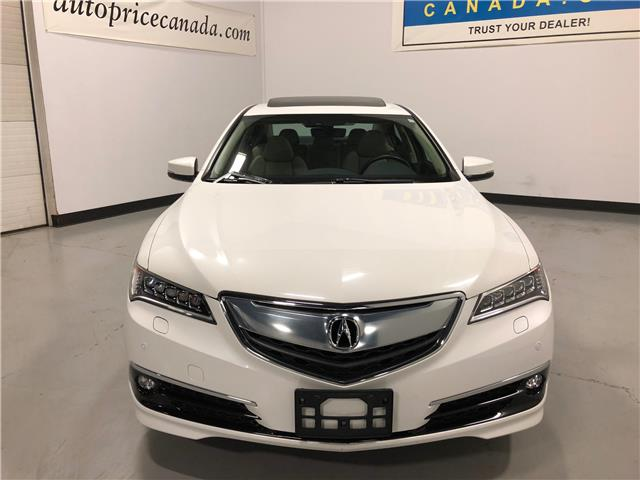 2015 Acura TLX V6 Elite (Stk: F0408) in Mississauga - Image 2 of 27