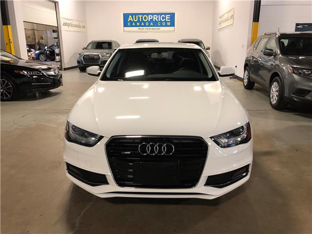2015 Audi A4 2.0T Progressiv plus (Stk: F0476) in Mississauga - Image 2 of 24