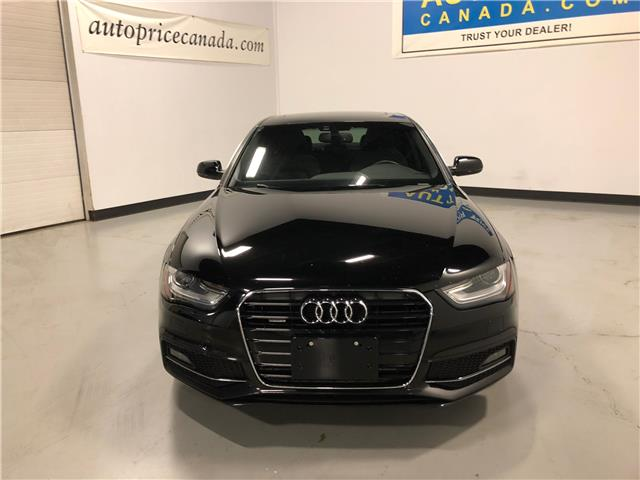 2015 Audi A4 2.0T Progressiv plus (Stk: F0477) in Mississauga - Image 2 of 26