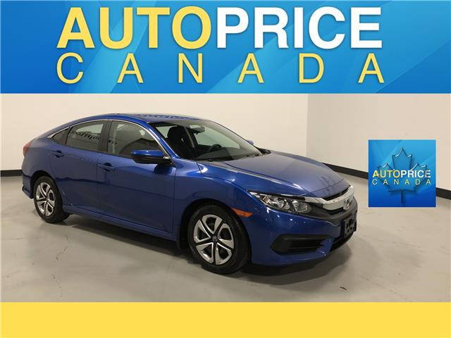 2017 Honda Civic LX (Stk: F0481) in Mississauga - Image 1 of 25