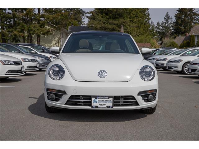 2018 Volkswagen Beetle 2.0 TSI Coast (Stk: JB727742) in Vancouver - Image 2 of 25