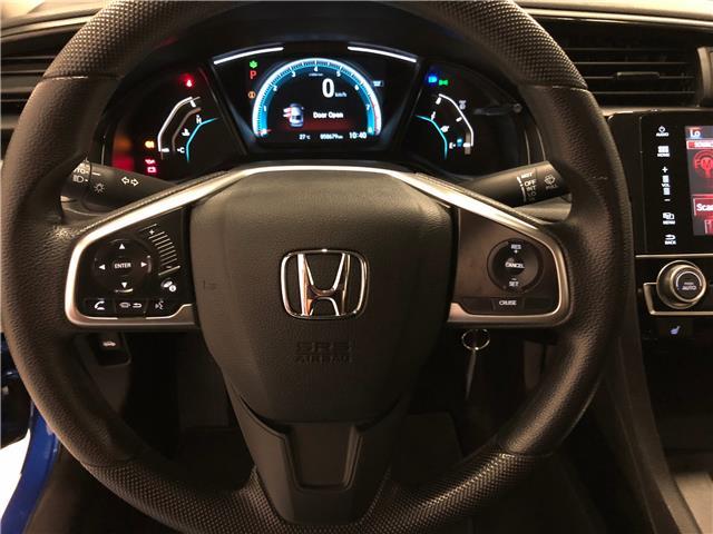 2017 Honda Civic LX (Stk: F0481) in Mississauga - Image 10 of 25