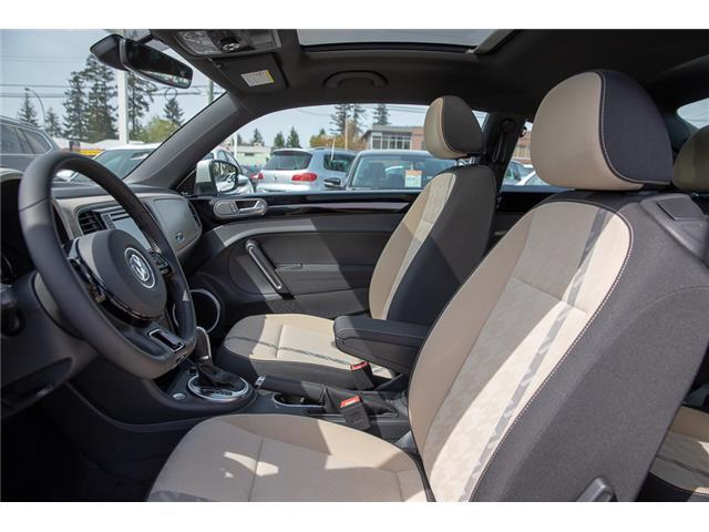 2018 Volkswagen Beetle 2.0 TSI Coast (Stk: JB727742) in Vancouver - Image 11 of 25