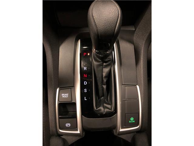 2017 Honda Civic LX (Stk: F0481) in Mississauga - Image 14 of 25