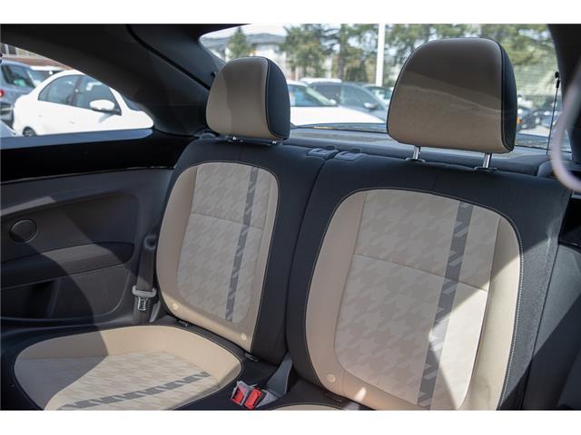 2018 Volkswagen Beetle 2.0 TSI Coast (Stk: JB727742) in Vancouver - Image 13 of 25