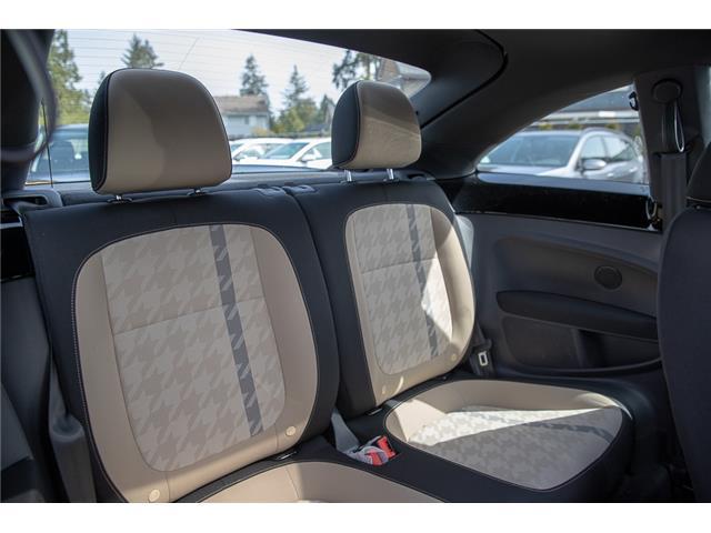 2018 Volkswagen Beetle 2.0 TSI Coast (Stk: JB727742) in Vancouver - Image 14 of 25