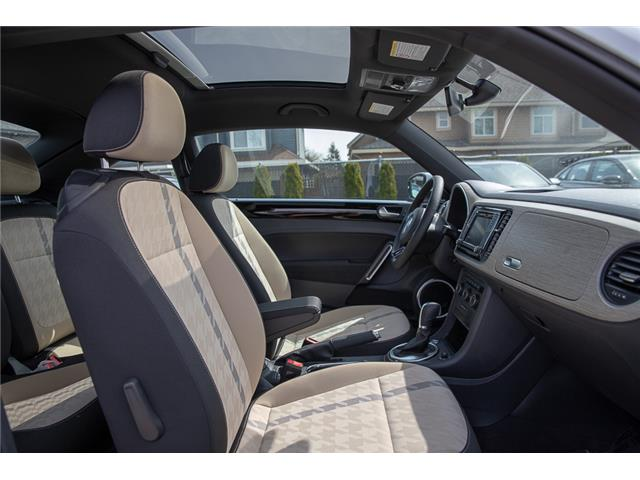 2018 Volkswagen Beetle 2.0 TSI Coast (Stk: JB727742) in Vancouver - Image 16 of 25