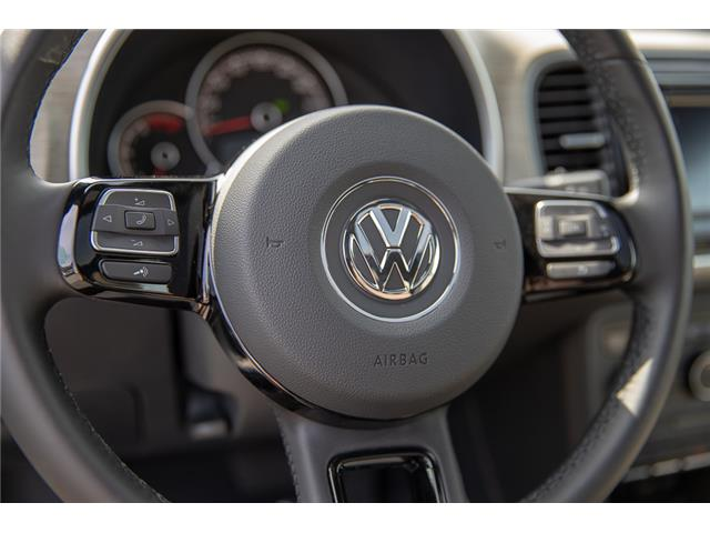2018 Volkswagen Beetle 2.0 TSI Coast (Stk: JB727742) in Vancouver - Image 18 of 25