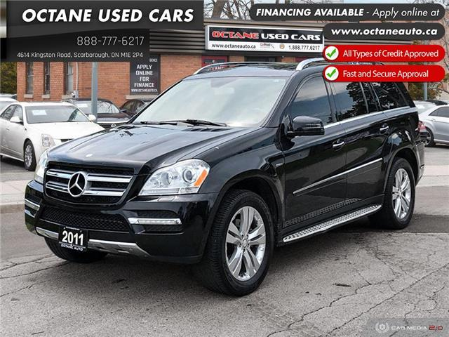 2011 Mercedes-Benz GL-Class Base (Stk: ) in Scarborough - Image 1 of 25