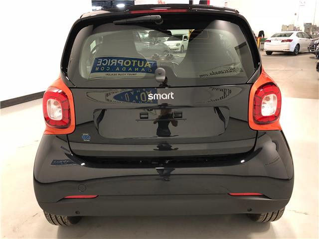 2018 Smart fortwo electric drive Passion (Stk: H0444) in Mississauga - Image 7 of 20