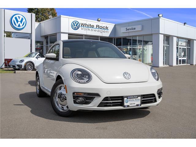2018 Volkswagen Beetle 2.0 TSI Coast (Stk: JB727742) in Vancouver - Image 1 of 25
