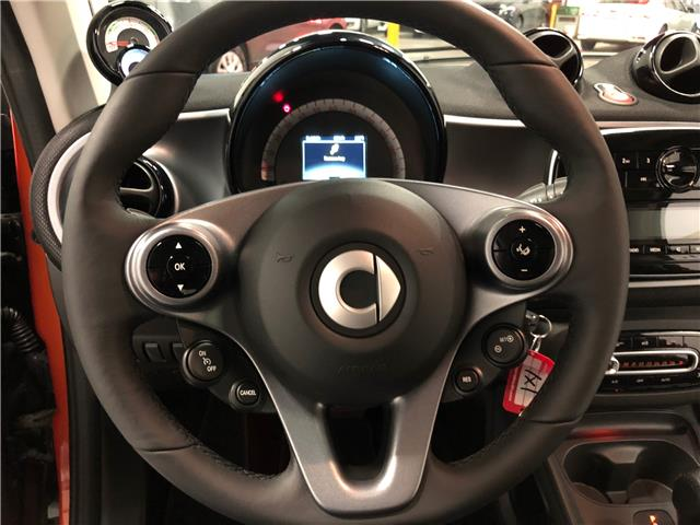 2018 Smart fortwo electric drive Passion (Stk: H0444) in Mississauga - Image 9 of 20