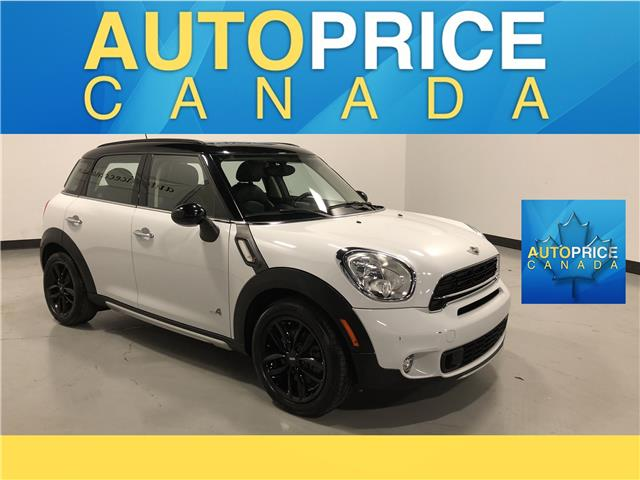 2015 MINI Countryman Cooper S (Stk: W0451) in Mississauga - Image 1 of 22