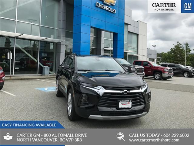 2019 Chevrolet Blazer 3.6 True North (Stk: 9BL35180) in North Vancouver - Image 1 of 13