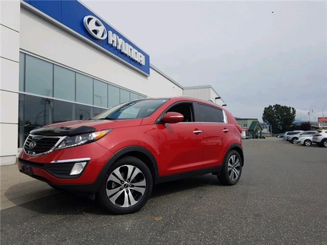 2013 Kia Sportage EX (Stk: H19-0054C) in Chilliwack - Image 1 of 11
