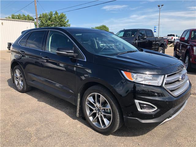 2015 Ford Edge Titanium (Stk: 9227A) in Wilkie - Image 1 of 25
