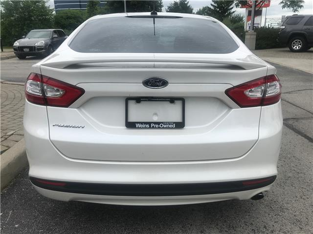2013 Ford Fusion SE (Stk: 1688W) in Oakville - Image 6 of 29