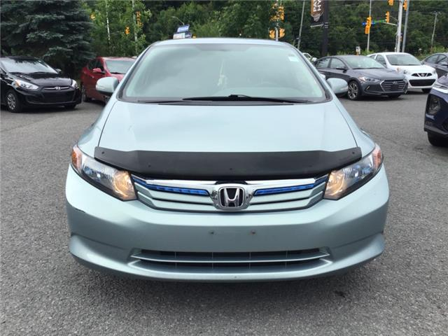 2012 Honda Civic Hybrid Base (Stk: R95886A) in Ottawa - Image 2 of 16