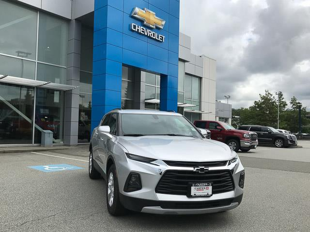 2019 Chevrolet Blazer 3.6 True North (Stk: 9BL63550) in North Vancouver - Image 2 of 13