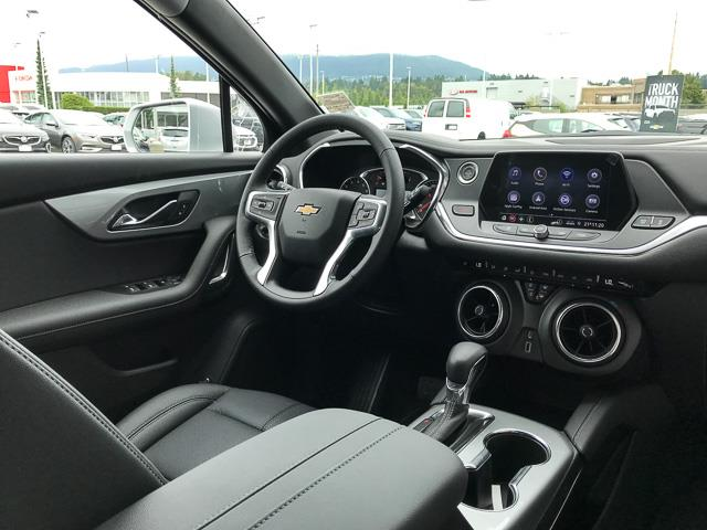 2019 Chevrolet Blazer 3.6 True North (Stk: 9BL63550) in North Vancouver - Image 4 of 13