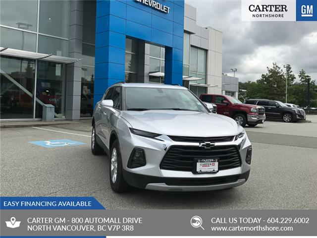 2019 Chevrolet Blazer 3.6 True North (Stk: 9BL63550) in North Vancouver - Image 1 of 13