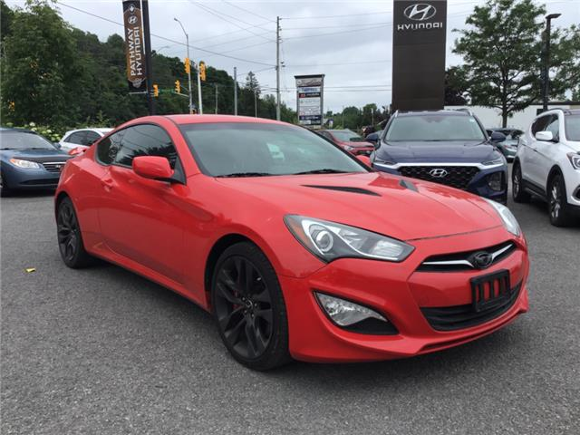 2016 Hyundai Genesis Coupe 3.8 R-Spec (Stk: P3331) in Ottawa - Image 1 of 13