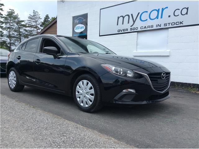 2015 Mazda Mazda3 Sport GX (Stk: 190696) in Richmond - Image 1 of 20