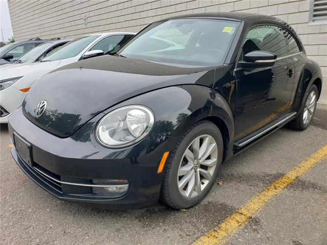 2014 Volkswagen Beetle 2.5L Highline (Stk: 326514A) in Mississauga - Image 1 of 2