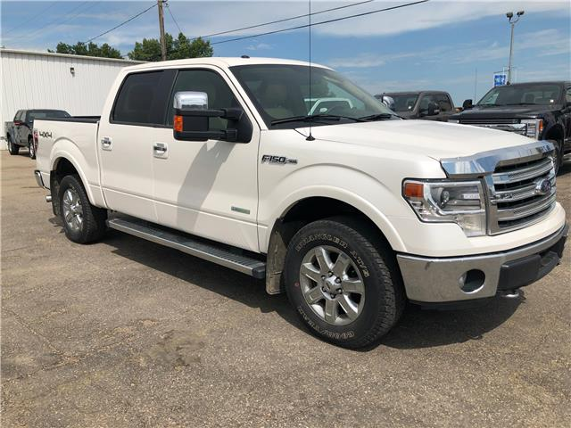2014 Ford F-150 Lariat (Stk: 9212A) in Wilkie - Image 1 of 23