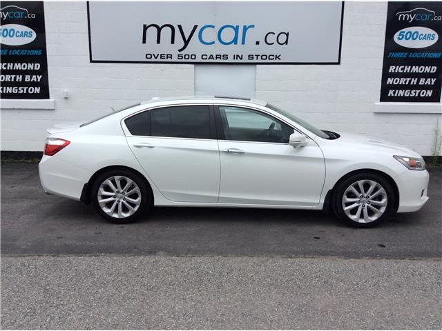 2015 Honda Accord Touring (Stk: 191029) in Kingston - Image 2 of 21