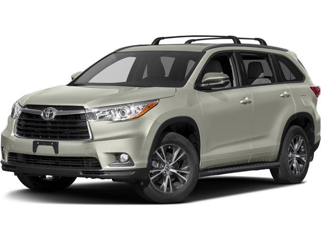 2016 Toyota Highlander XLE (Stk: 302190) in Ottawa - Image 1 of 3