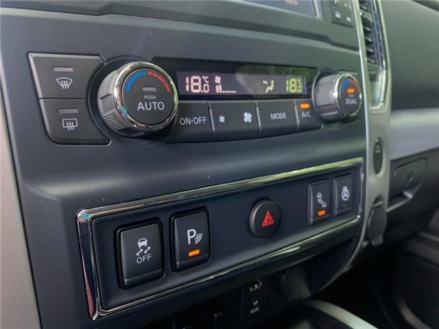 2017 Nissan Titan PRO-4X (Stk: n551517a) in Courtenay - Image 18 of 28