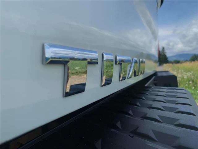 2017 Nissan Titan PRO-4X (Stk: n551517a) in Courtenay - Image 21 of 28