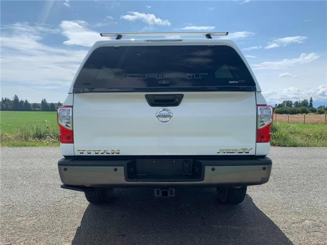 2017 Nissan Titan PRO-4X (Stk: n551517a) in Courtenay - Image 6 of 28