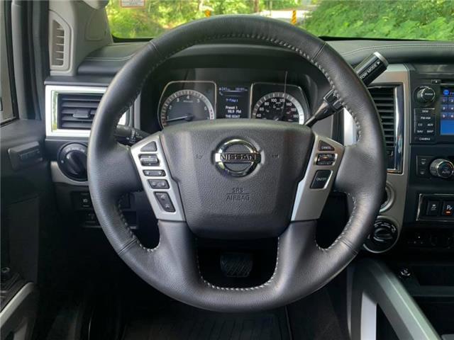 2017 Nissan Titan PRO-4X (Stk: n551517a) in Courtenay - Image 14 of 28