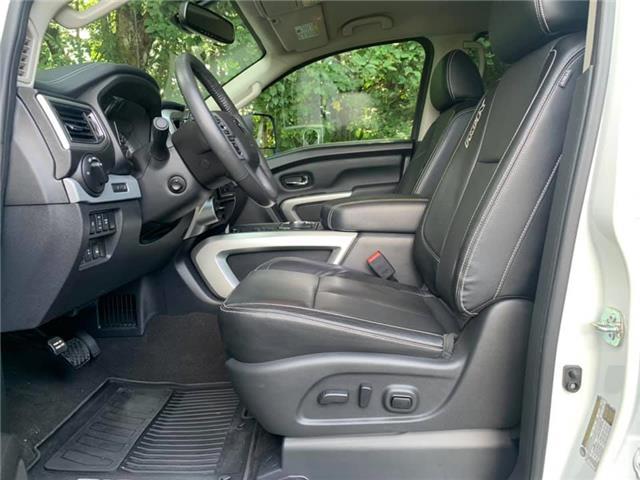 2017 Nissan Titan PRO-4X (Stk: n551517a) in Courtenay - Image 10 of 28
