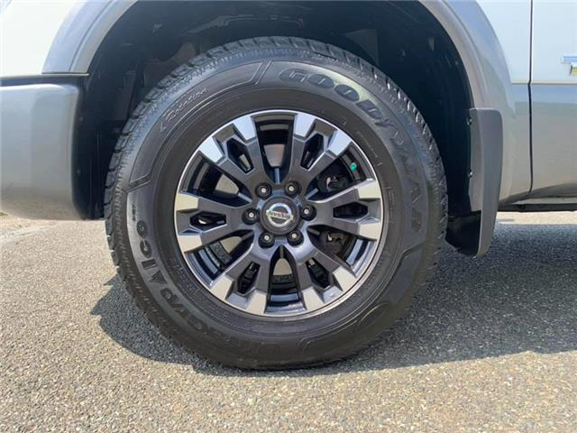 2017 Nissan Titan PRO-4X (Stk: n551517a) in Courtenay - Image 25 of 28