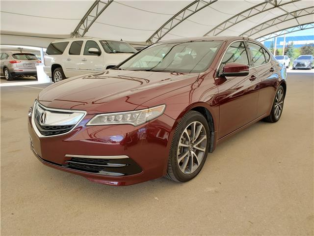 2015 Acura TLX Tech (Stk: L19234B) in Calgary - Image 3 of 23