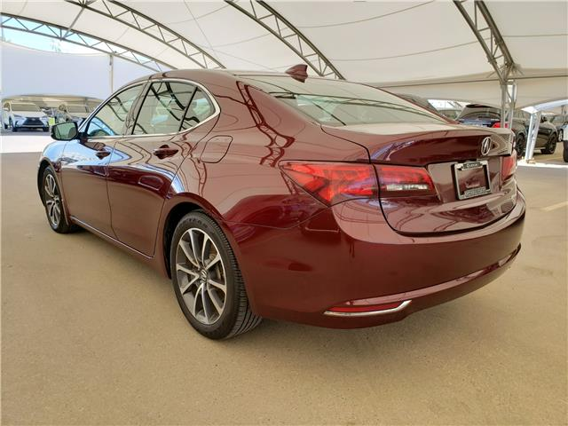 2015 Acura TLX Tech (Stk: L19234B) in Calgary - Image 5 of 23