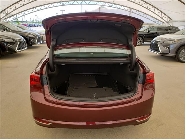 2015 Acura TLX Tech (Stk: L19234B) in Calgary - Image 11 of 23